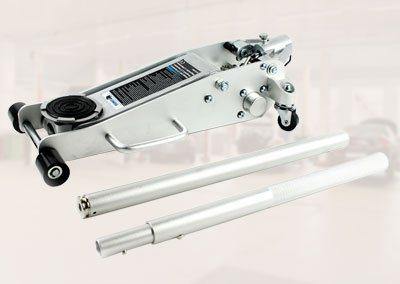 Rangierwagenheber 1500 kg Aluminium Ultraleicht