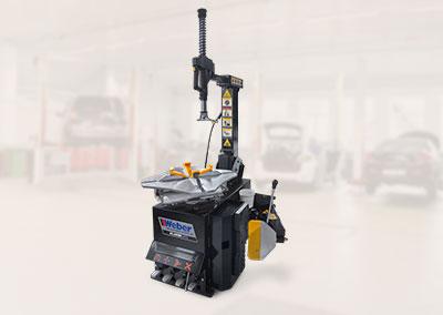 PKW Reifenmontiermaschine Weber Klassik-Serie H-1024